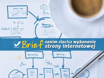 ✔ Brief – zanim zlecisz wykonanie strony internetowej