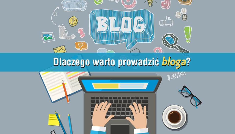Dlaczego warto prowadzić bloga na stronie internetowej firmy?